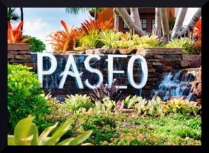 Paseo Entry